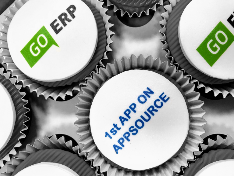 GO ERP on Appsource