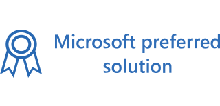 Microsoft preferred solution