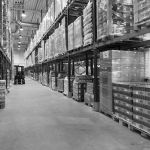 "The right decision in a time of crisis: Warehouse management automation in ""Daisena"""
