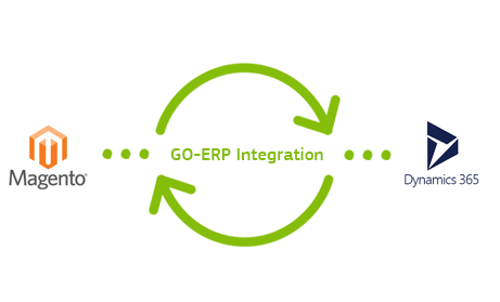Magento integration with Dynamics 365 GO-ERP